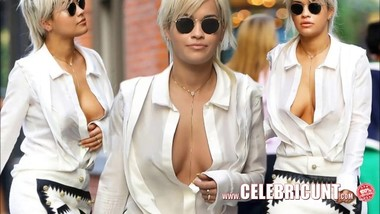 Rita Ora Nude Celebrity Compilation
