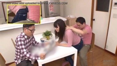 Japanese Mom And Son Broken Jean Game -