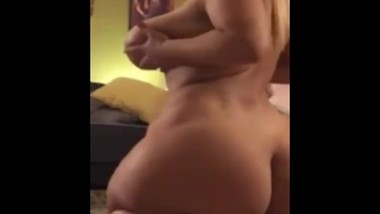 Display naked sex with the nicest ass