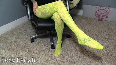 Neon Stockings!