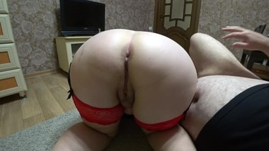big tits and big ass of my bbw wife. mature fat men fuck