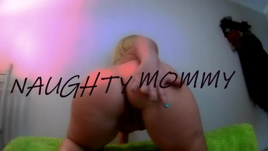 Naughty Mommy's Ass