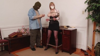 Lorelei Mission: Desperate Captive LadyBoss Regrets Firing Him - Part 3