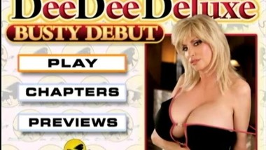 DeeDee Deluxe busty debut