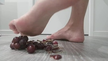Grape Squishing
