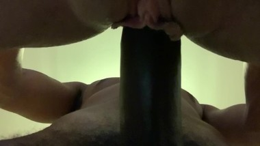 PAWG MILF takes BBC in CLOSE UP DEEP FUCK