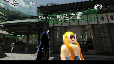 Qwonk tells Japanese to go back to Hong Kong in VRChat