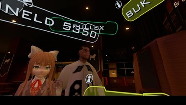 Qwonk, famous VRChat player, gets racially profiled (kinda kinky)