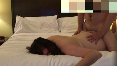 Guy From Hotel Pool Fucks Me In Front of Hubby