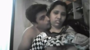 Indian horny couple