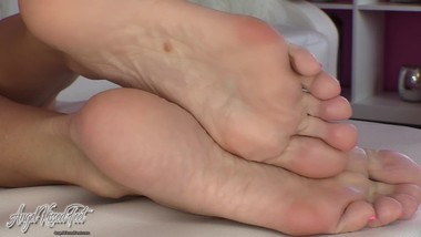 Nikki Ashton - Sole Much Foot Perfection