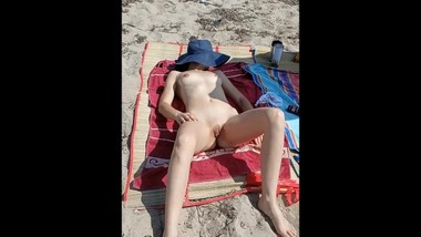 Dirty__mom naked voyeur public beach
