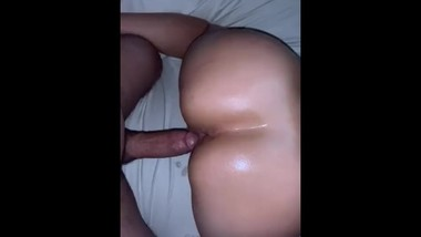 Big Ass MILF Loves Taking Backshots