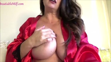 Kiss Me by Diane Andrews MILF Taboo ASMR Roleplay