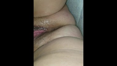 Snow Devours BBW MILF Pussy as it Cums and Squirts