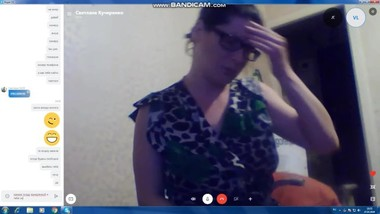 082 Russian Skype girls (Check You/divorce in skype/Развод в Skype)