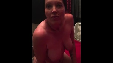 Stepmom makes me fuck her squirt halcyon gold