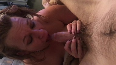 Extra couple minutes of epic deepthroat palm springs laura