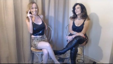 Double Milf's Smoking 420 Dirty Talk About Young Cock They Fucked