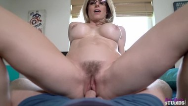 Cory Chase in Mommy Helps Drain my Balls