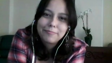 Hot Colombian Girl On Skype