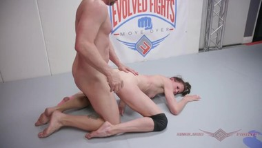 Sofie Marie nude wrestling battle fingered and fucked hard - Evolved Fights