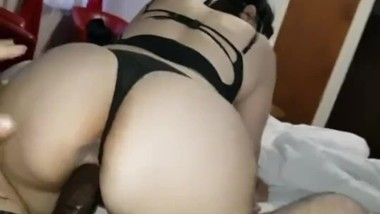 Step mom with perfect ass morning fuck with step son