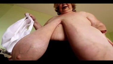 BBW Huge Hanging Tits Edging Stamina Challenge Volume 3