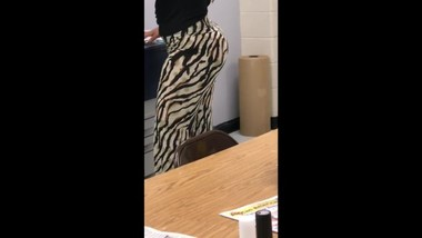 Big Bubble Butt Teacher Massive Booty