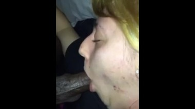 Getting my bbc sucked and her mom walks in