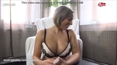 german step mom fucks after strip poker loss