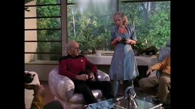 Riker gets fucked by an old couple