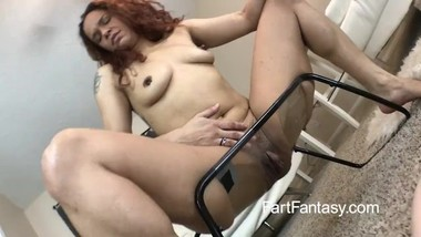 Fart Fantasy Diamond Ep.31 Meaty Latina Labia and Hairy Farts In your Face