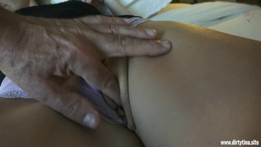 HornyFuck with sleeping Mom