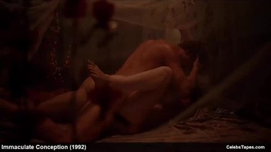 Melissa Leo Nude And Hot Sex In Missionary Pose