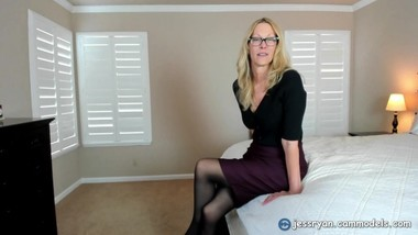 Custom Race Play White Woman Seduces Black Bull Jess Ryan