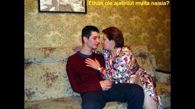 Slideshow with Finnish Captions: Russian mom Darina 3
