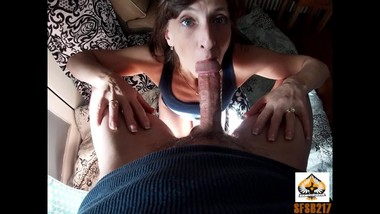 Hot Petite Milf Totally Enjoys A Big Cock