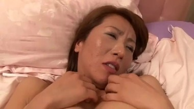 Rika Fujishita & others - Immoral stepmoms fooling around