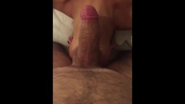 Facefucking my Italian lover in Vegas
