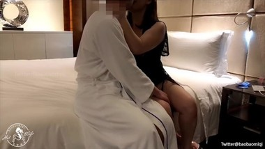 Chinese Hotwife 宝宝米奇