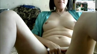 Mature slut webcam masturbation