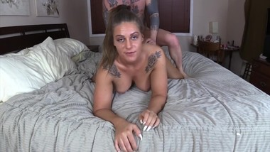 The Birds & The Bees With My StepMother Part 5 - Son Creampies StepMom!