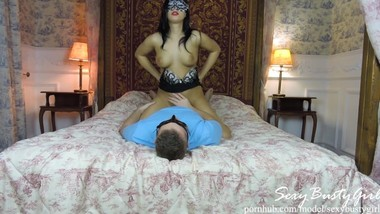 SLUTTY STEP MOTHER SWALLOWS (UHD)