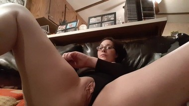 MiiHoe420 All Alone With Nothin' To Do (Solo Orgasm)