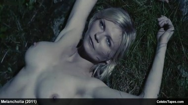 Celebrity Kirsten Dunst Frontal Nude Movie Scenes