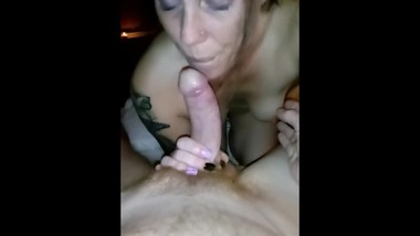 Playing with my boss, before my husband gets home