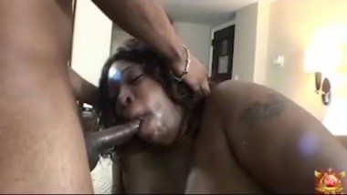 Big Booty BBW Takes Down BBC Stud