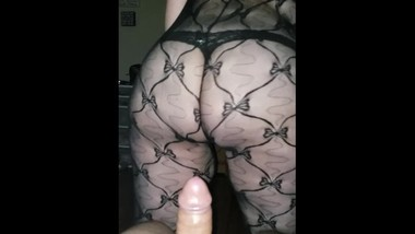 Hot wife and one dick