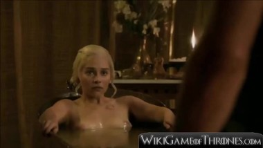 Game of Thrones - Jon Snow e Daenerys Targaryen em Cenas Exclusivas de Sexo